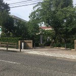 中央区田中町の土地の周辺写真