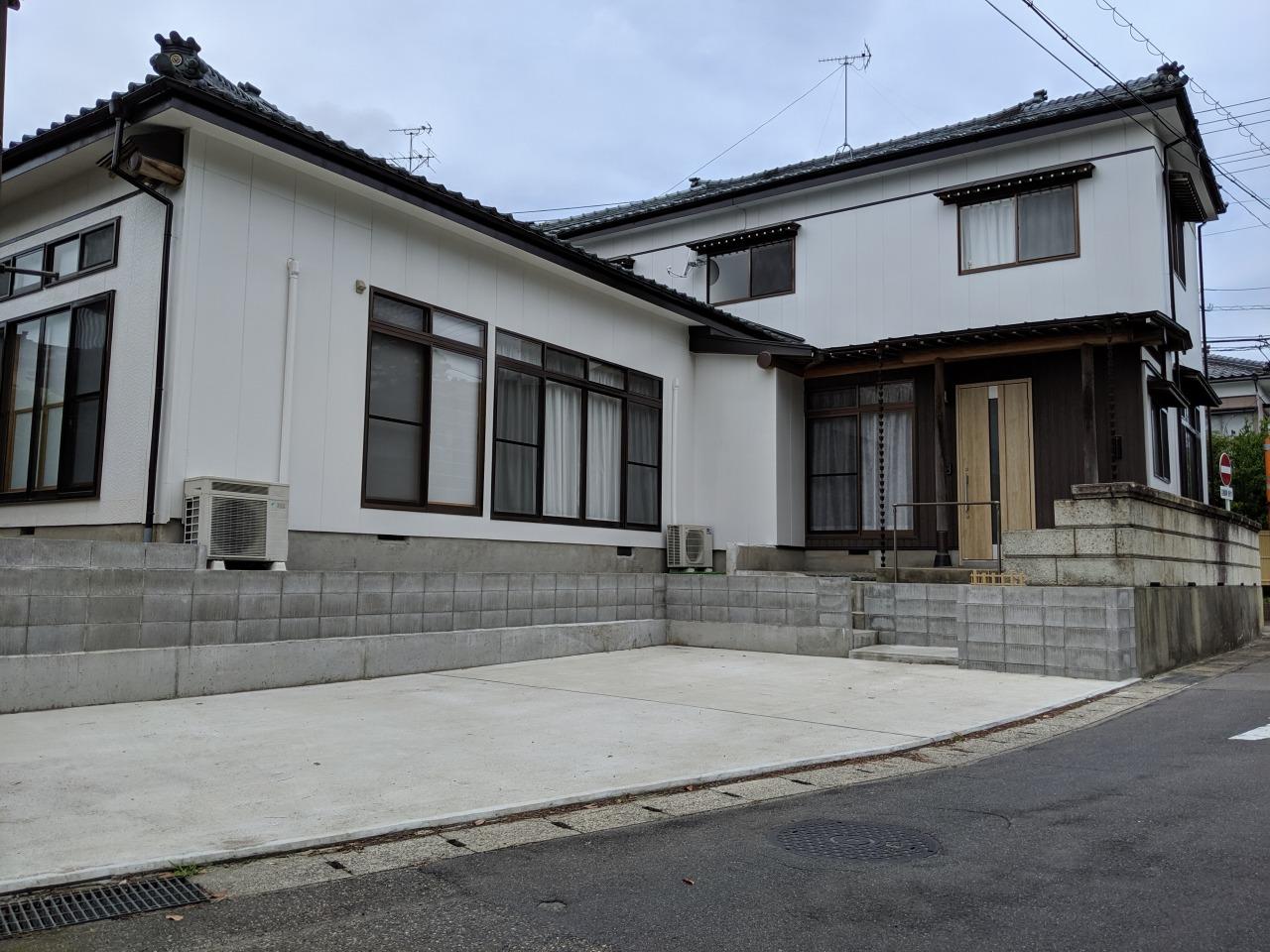 新潟市江南区亀田神明の新築住宅の写真