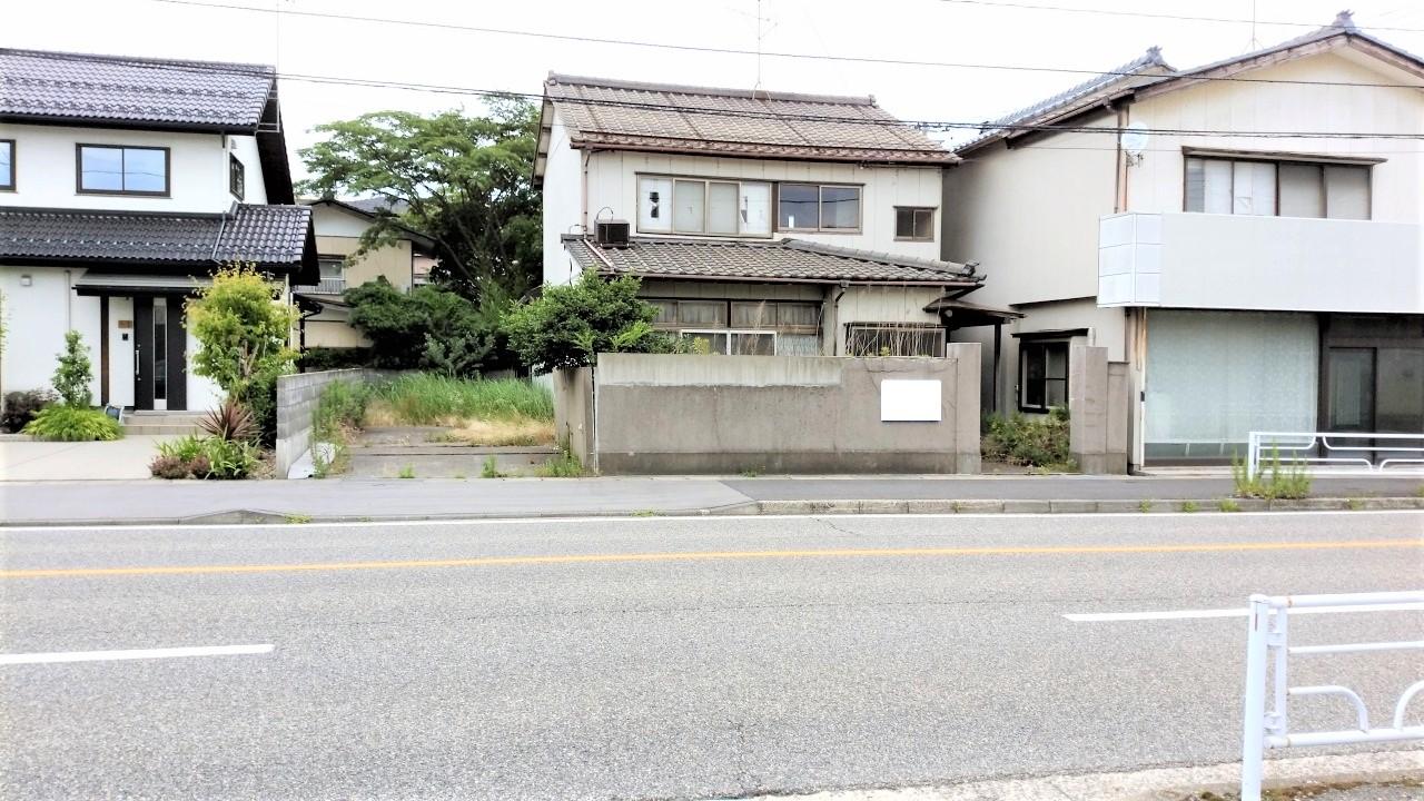 新潟市東区秋葉通の土地の写真
