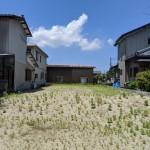 新潟市北区白新町の土地の写真