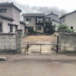 新発田市本町の土地の写真