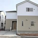 新潟市東区向陽の新築住宅の写真