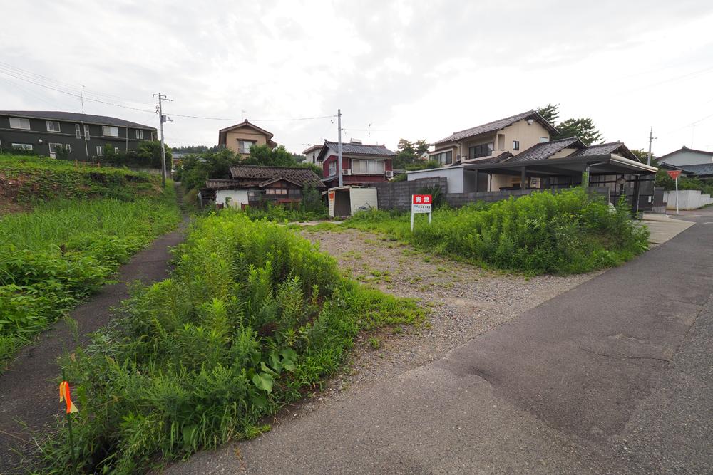 新潟市秋葉区滝谷町の【土地】不動産情報の写真