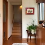 新潟市東区白銀の【中古住宅】不動産情報の玄関