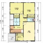 新潟市西区金巻の【土地・分譲地】のセットプラン画像