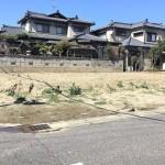 新潟市西区小針の土地の写真