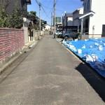 新潟市中央区和合町の土地の写真