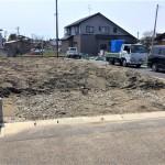 新潟市江南区横越東町の【土地・分譲地】の写真