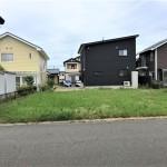 新潟市西区みずき野の土地の写真