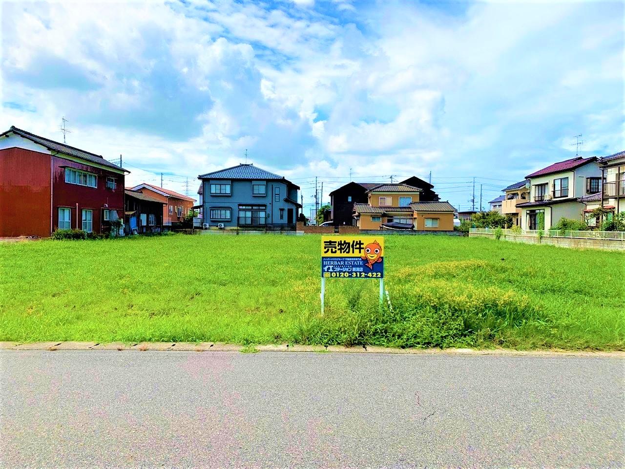 新潟市西区金巻の【土地・分譲地】の写真