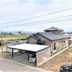 新潟市江南区天野の新築住宅の住宅ローン返済例