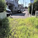新潟市秋葉区新津緑町の土地の写真