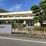 新潟市東区中野山の新築住宅の近隣写真