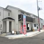 新潟市中央区鳥屋野の新築住宅1号棟の写真