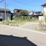 新潟市西区新通西の【土地・分譲地】不動産情報の写真