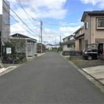 新潟市秋葉区みそら野3丁目の土地の写真