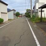 前面道路(前面道路)