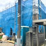 新潟市中央区桜木町の新築住宅の写真