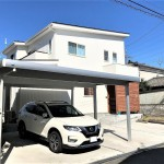 新潟市東区河渡の中古住宅の写真