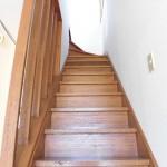 リフォーム前階段