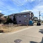 新潟市西区新通西の新築住宅の写真