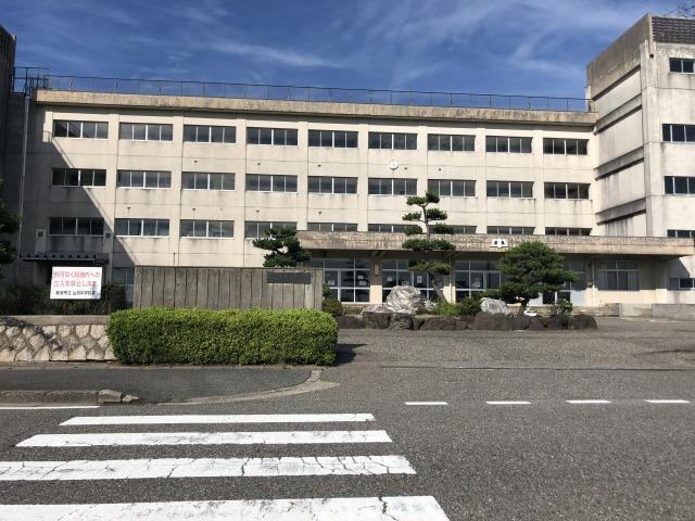 新潟市中央区山二ツの土地の近隣写真