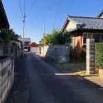 新潟市秋葉区善道町の土地の写真