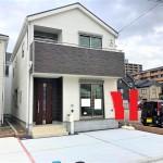 新潟市中央区東幸町の新築住宅5号棟の写真