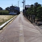 燕市小高の土地の写真