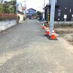 新潟市江南区諏訪の土地の写真