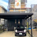 新潟市東区粟山2丁目の中古住宅の外観