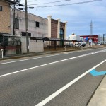 新潟市東区上木戸の新築住宅の写真