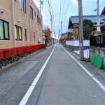 新発田市大手町の【収益物件】の現地写真