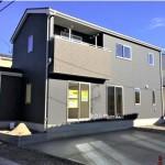 新潟市江南区所島の新築住宅3号棟の写真