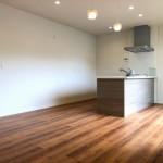 新潟市東区上木戸の新築住宅のB棟写真