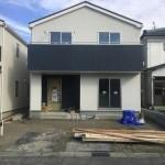 新潟市北区嘉山の新築住宅(3号棟)の写真