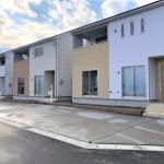 新潟市東区東中島の新築住宅の写真