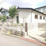 加茂市都ケ丘の中古住宅・外観
