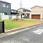 新発田市中曽根町の土地の写真