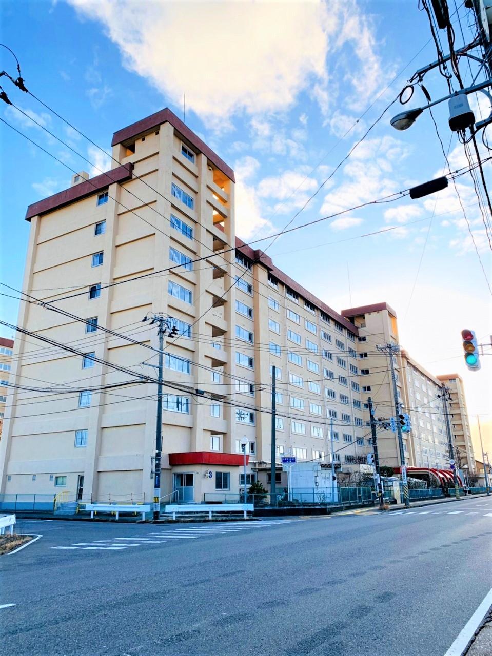 新潟市中央区上所の【中古マンション《上所マンションA棟》】の現地写真