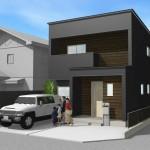 新潟市中央区鳥屋野の建物プラン例