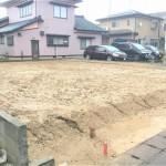 新発田市新富町の土地の写真