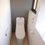 燕市杣木のトイレ