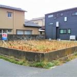 新潟市西蒲区川崎の【土地】不動産情報の写真