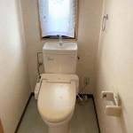 アパシティ東三条駅壱番館のトイレ