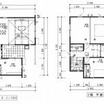新潟市東区本所の【中古住宅】不動産情報の間取図