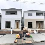 新潟市東区江南の新築住宅の写真