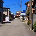 新潟市中央区京王の【土地】不動産情報の写真