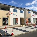 新潟市秋葉区新津緑町の新築住宅【1号棟】の写真