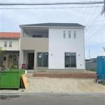 新潟市東区津島屋2号棟の新築住宅の写真